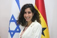 Ayelet Karp, Head of Trade and Economic Mission, Embassy of Israel in Ghana, Liberia & Sierra Leone