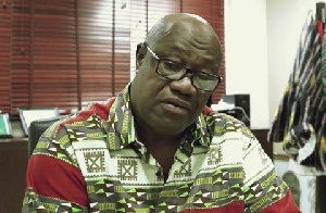 Former Minister of Informaaation, Fritz Baffuor