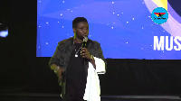 Nigerians comedian, Benedict Chinedu Daniel popularly known as Acapella