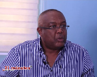 Victor Smith, former Ghana High Commisioner to the United Kingdom