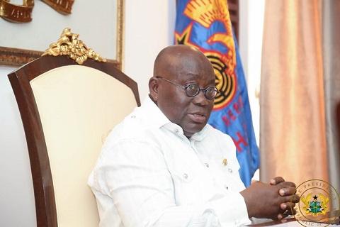 Presidents Nana Addo Dankwa Akufo-Addo