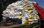 Upper West Immigration officers reject bribe after seizing 84 bags of PFJ fertilizers