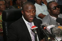 Chief Executive Officer for Accra Metropolitan Assembly (AMA), Mohammed Adjei Sowah