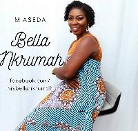 Flyer of Isabella's new single M'aseda