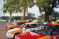 Many taxi drivers are not happy with government's 'treatment' of Uber operators in the country