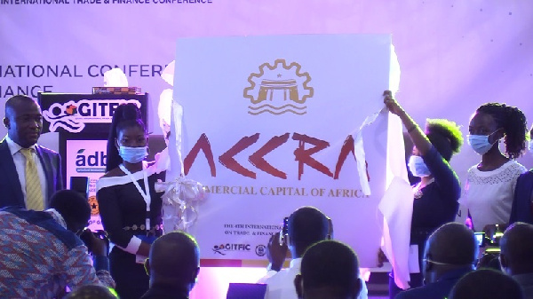Accra unveiled as the Commercial Capital of Africa