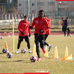 Dennis Dowouna yet to miss a game in Albania this season
