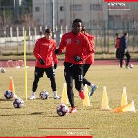Ghana international Dennis Dowouna