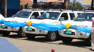 File photo: The trucks are to help in disease surveillance, monitoring, distribution and others