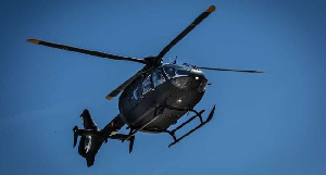 File photo: random Helicopter