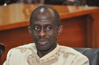 General Secretary of the National Democratic Congress, Johnson Asiedu Nketiah