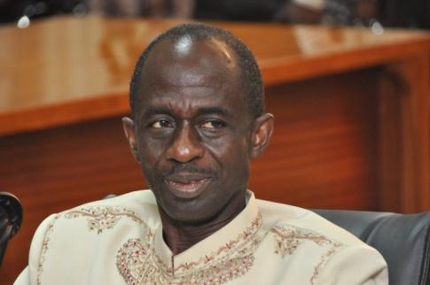 Mr. Asiedu Nketia