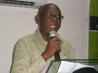 General Secretary of the MDU, Daniel Owusu-Koranteng