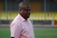 Former Vice President of the Ghana Football Association Fred Pappoe