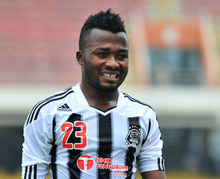 Gladson Awako set to depart from TP Mazembe: Report