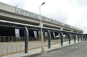 Kotoka International Airport's Terminal 3