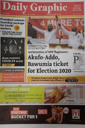 The Daily Graphic