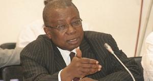 Kwaku Agyemang-Manu is the Minister of health