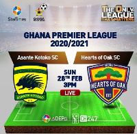 The week 14 fixture had to be postponed due to Kotoko's Africa campaign