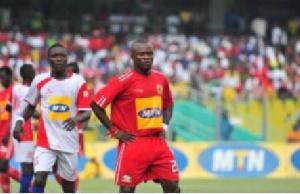 Former Asante Kotoko SC striker, Alex Asamoah