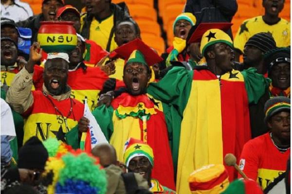 NSA announce gate fees for Black Stars vs South Africa clash