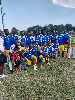 Ahmed Barruso, ex-footballers organize football gala to support Ghanaian migrants in Italy