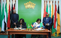 According to Akufo-Addo, Ghana will support Guyana in effective management of oil and gas revenues