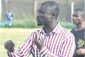 Enos Kwame Adipah is Karela's new coach