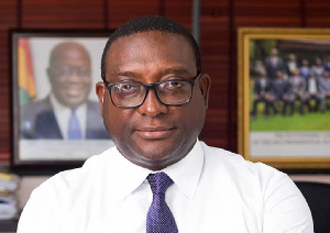 Director of Communications of the New Patriotic Party (NPP) Yaw Boaben Asamoa