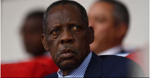 Former Confederation of African Football president, Issa Hayatou