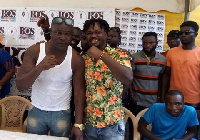 Banku suffered a seventh round knockout defeat to Bastie in 2017