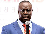Prof. Paul Frimpong-Manso, the General Superintendent of Assemblies of God, Ghana