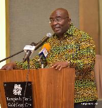 Vice President Dr. Mahamadu Bawumia