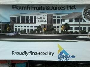 Ekumfi Pineapple Factory 11