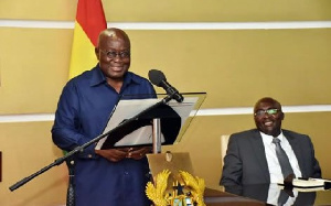 Regional Minister Akufo Addo Bawumia