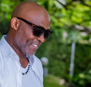 Nigerian Veteran actor, RMD