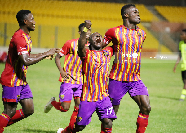 Hearts of Oak clears salary arrears of players ahead of Bechem United clash