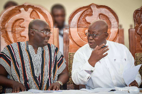 Bawumia will contest for NPP's 2024 flagbearship - Chief of Staff confirms
