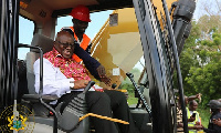 President Akufo-Addo has began his tour of the three Northern Regions