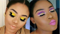 Women who apply make-ups look beautiful all depending on how it was applied