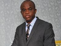 William Amuna, CEO of GRIDCo