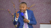 Founder and leader of the Glorious Word and Power Ministry, Isaac Owusu Bempah