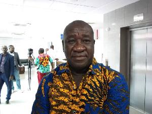 Anthony Boye  Osafo Kissi Bui Power