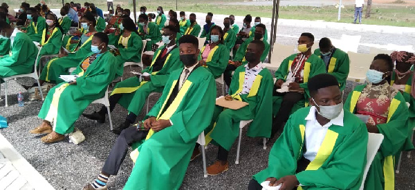 University of Environment and Sustainable Development matriculates pioneering students