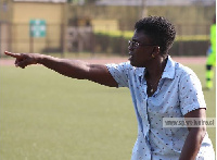 Mercy Tagoe is now hoping to be made the substantive coach of the Black Queens