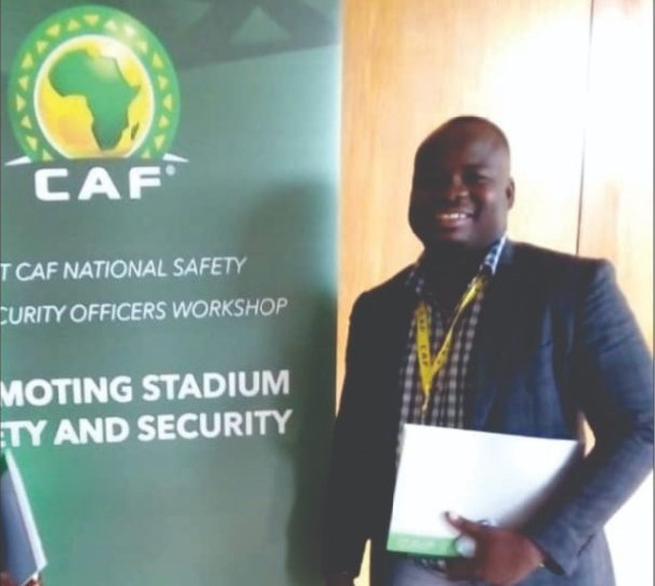 GFA has appointed Julius Ben Emunah as Club Licensing Manager