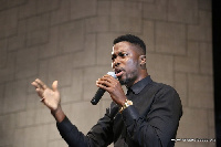 Musician and comedian, Kwame A Plus
