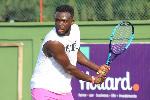 Ghanaian tennis star, Herman Abban