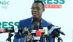 MP for Ketu South Fiifi Kwetey