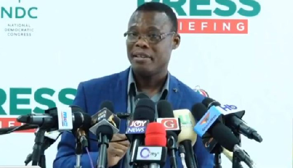 Let's go to Nogokpo if you are not corrupt – Fiifi Kwetey to Akufo-Addo